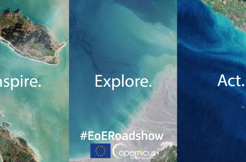 Copernicus Eyes on Earth Roadshow Online – Replays