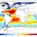 SMOS-sea-surface-salinity-map-for-13-to-22-August-2010-CP34-Product-1-built-from-both
