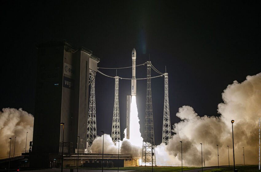 Vega launch offers opportunities for Dutch commercial space