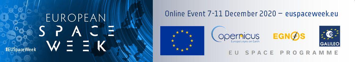 European Space Week banner