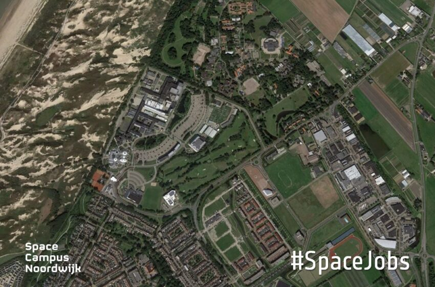 Space Campus Noordwijk is Hiring