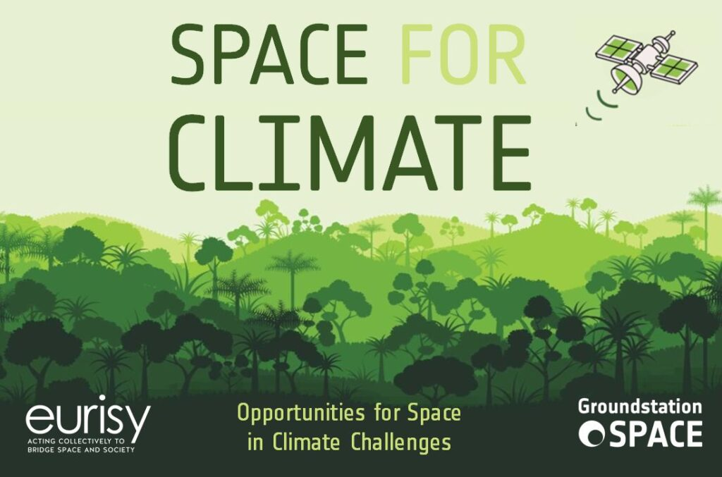 Space Opportunities for Climate Challenges
