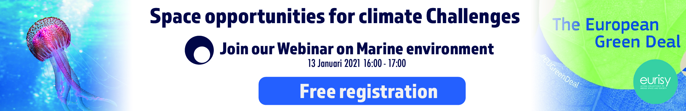 Open Campus Webinar on Marine Environment