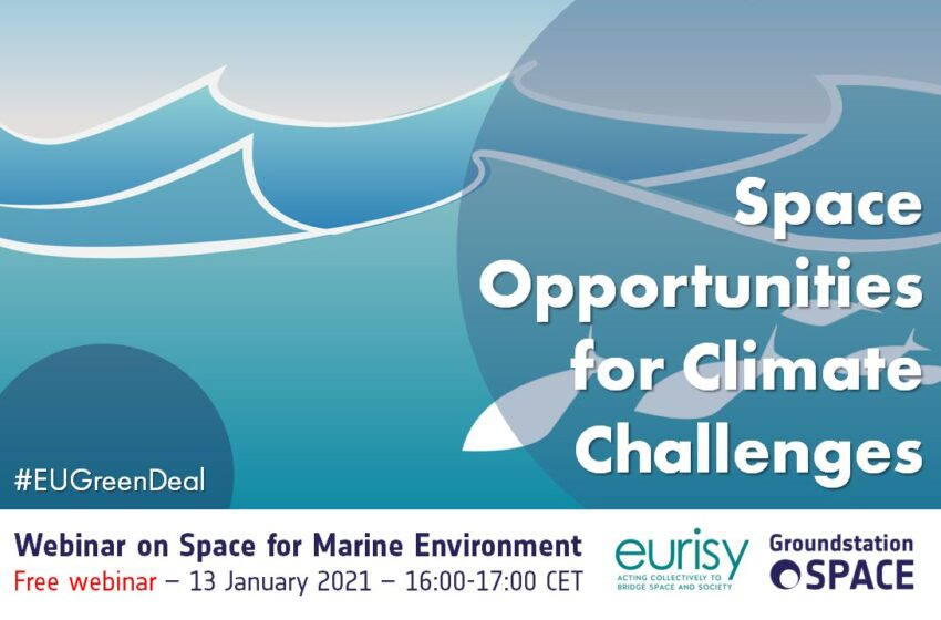 Space Support for the Marine Environment