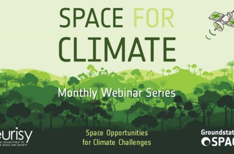 Space for Climate Webinars Spring 2021